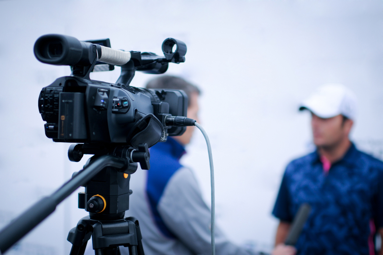 Improving your sports interview prep.